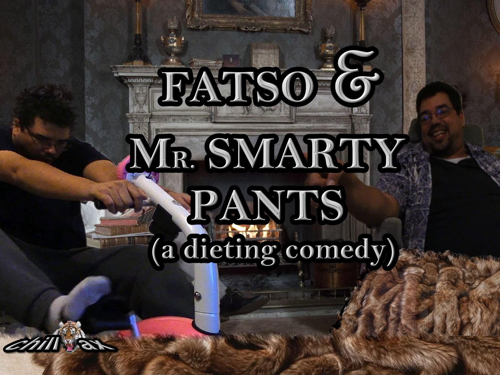 Fatso and Mr Smarty Pants (a dieting comedy) - Season 1