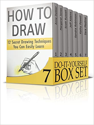 Do-It-Yourself Box Set: Learn Crocheting Tricks and Start Creating Amazing Zendoodle Patterns Using 12 Secret Drawing Techniques (Declutter, One Day Crochet, Protect Your Favorite Tech)