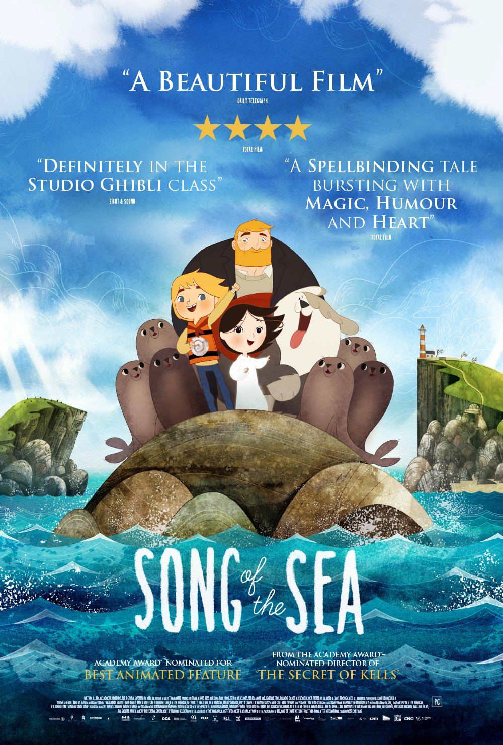 Songs Dvd Song of The Sea Dvd