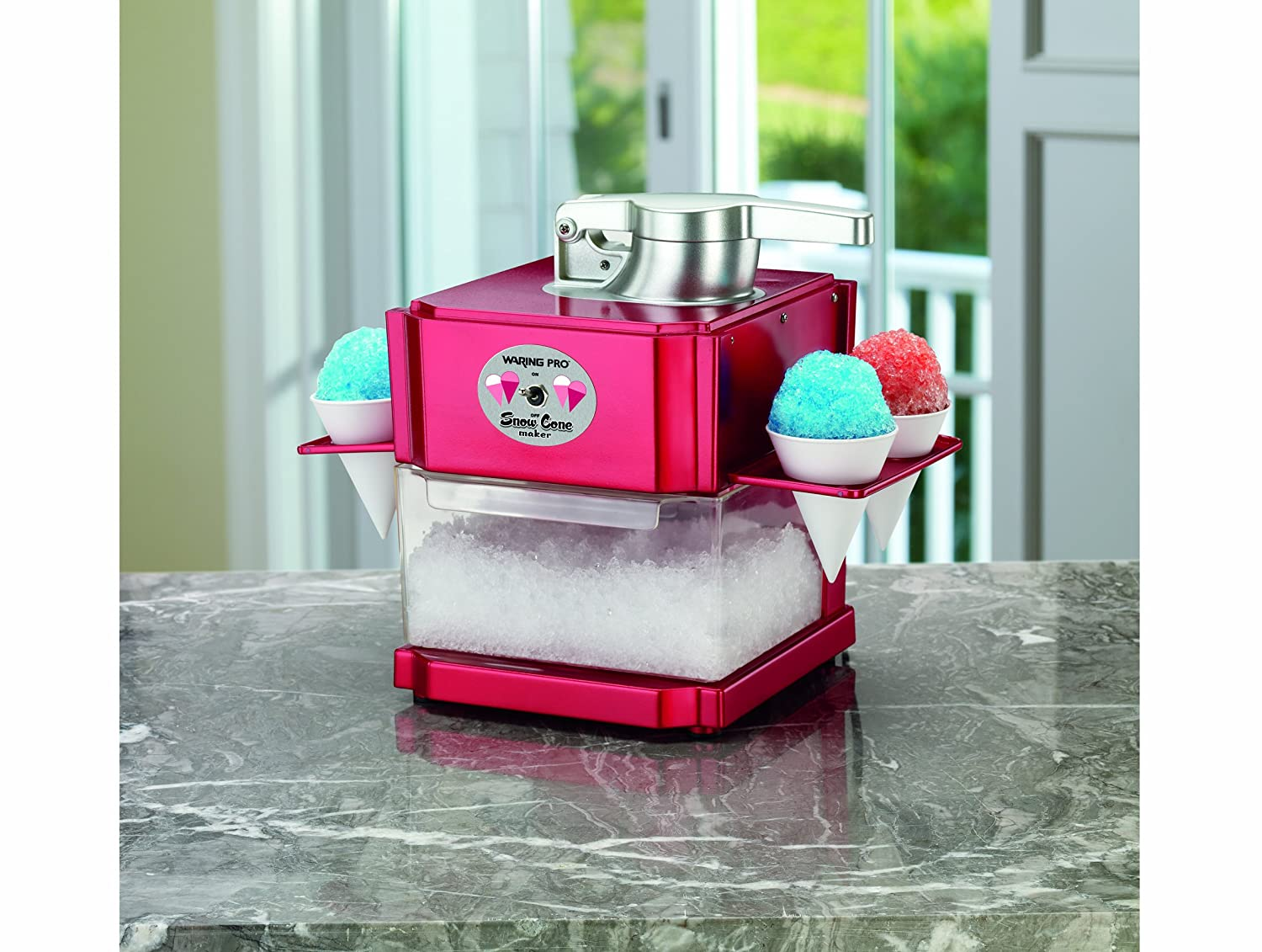 list of top 10 best shaved ice machines of