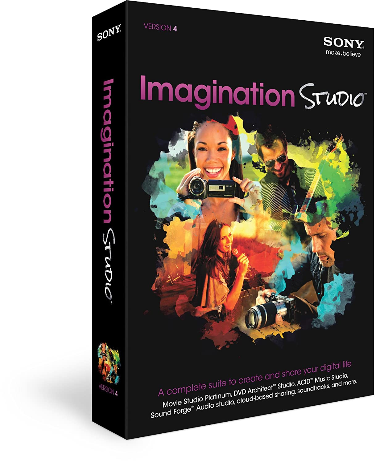 Sony Imagination Studio 4