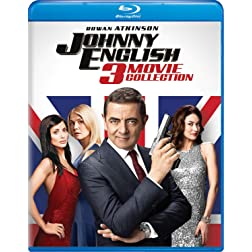 Johnny English: 3-Movie Collection [Blu-ray]