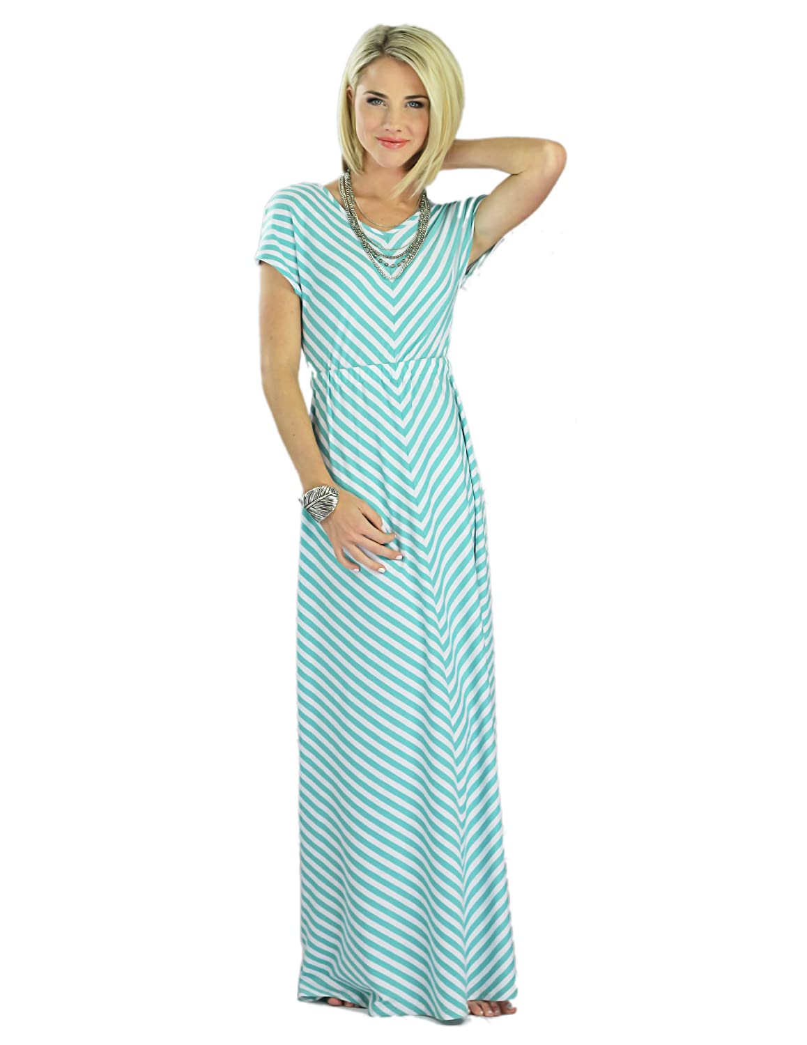 Sleeved Maxi Dresses
