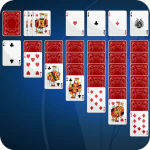 Solitaire for Kindle Fire from Playzia