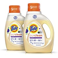 Tide Purclean 100 Fl Oz Liquid Laundry Detergent (Honey Lavender Scent) (64 Loads)