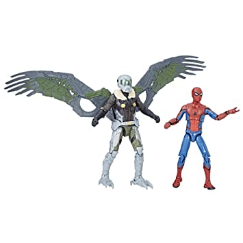 Marvel Avengers - C1406EU40 - Legends Spiderman Figurine 10 cm lot De 2 - Modèle aléatoire