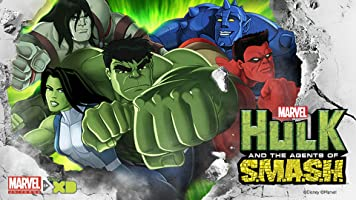Marvel's Hulk and the Agents of S.M.A.S.H. Season 1 [HD]