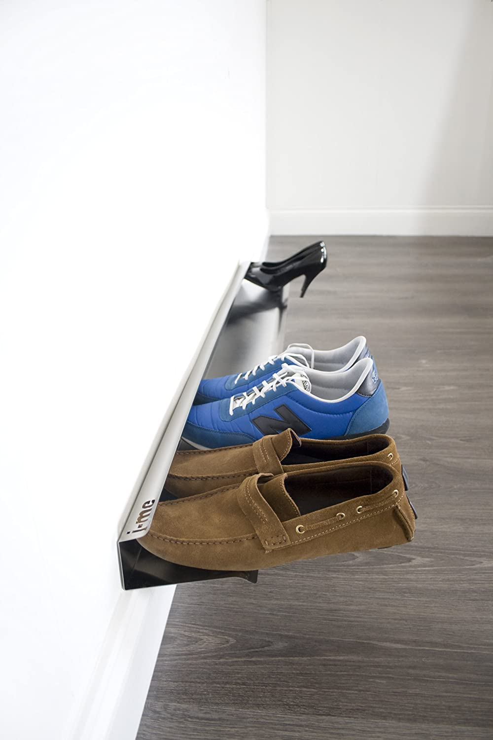 Best Selling Wall Mounted Shoe Racks For Garage Top