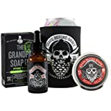 GBS Complete Beard Gift Pack (BAY RUM)