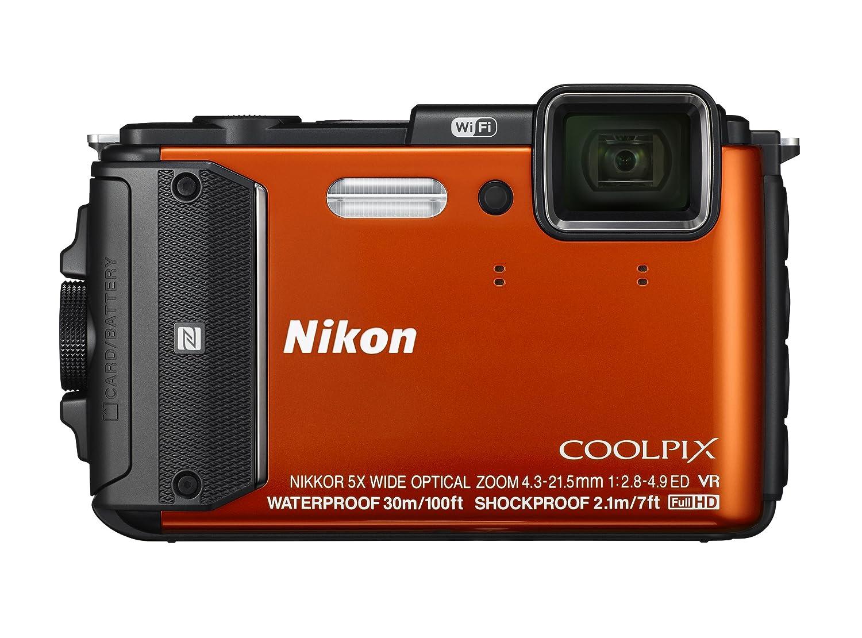 Nikon デジタルカメラ AW130 防水