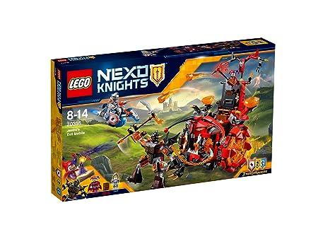 LEGO - 70316 - Nexo Knights - Le char maléfique de Jestro