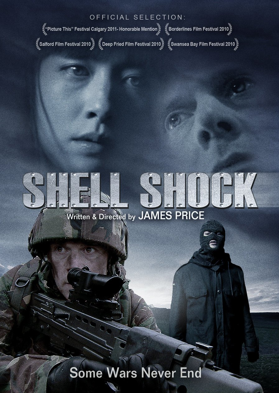 Shell Shock on Amazon Prime Instant Video UK