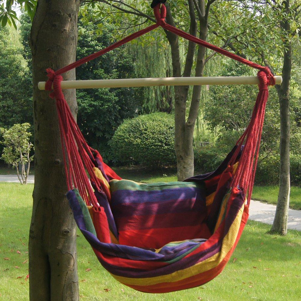 Prime Garden Hanging Hammock Chair