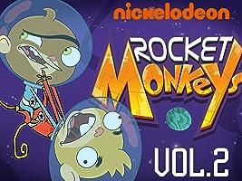 Rocket Monkeys Volume 2