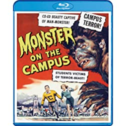 Monster On The Campus [Blu-ray]
