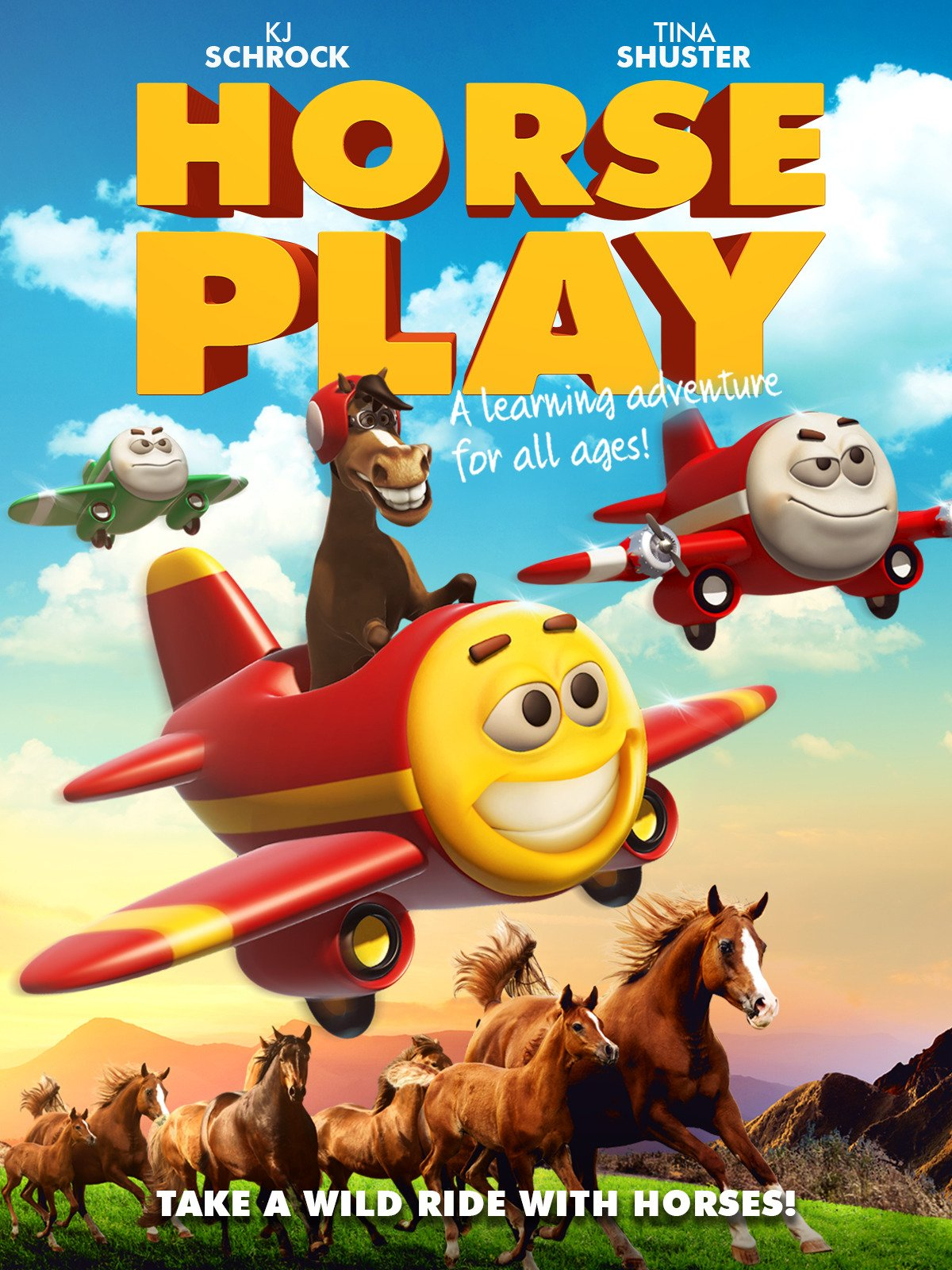 Horseplay on Amazon Prime Instant Video UK