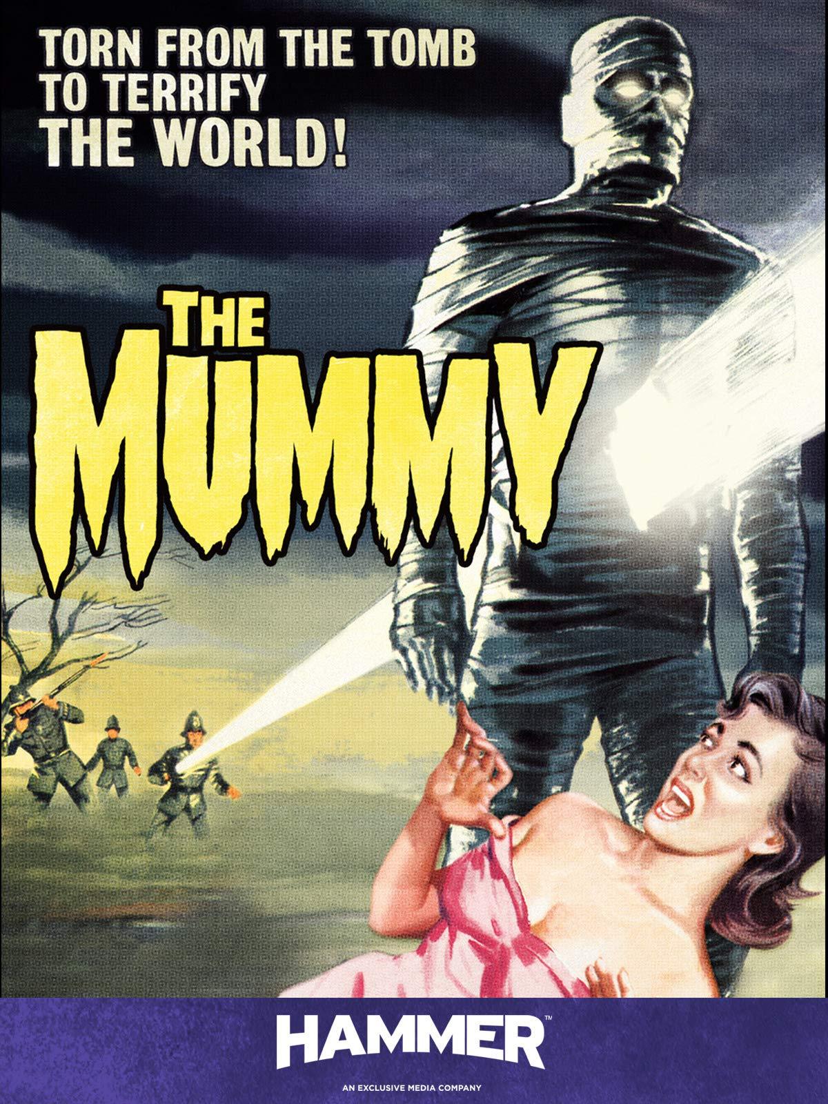 The Mummy on Amazon Prime Video UK