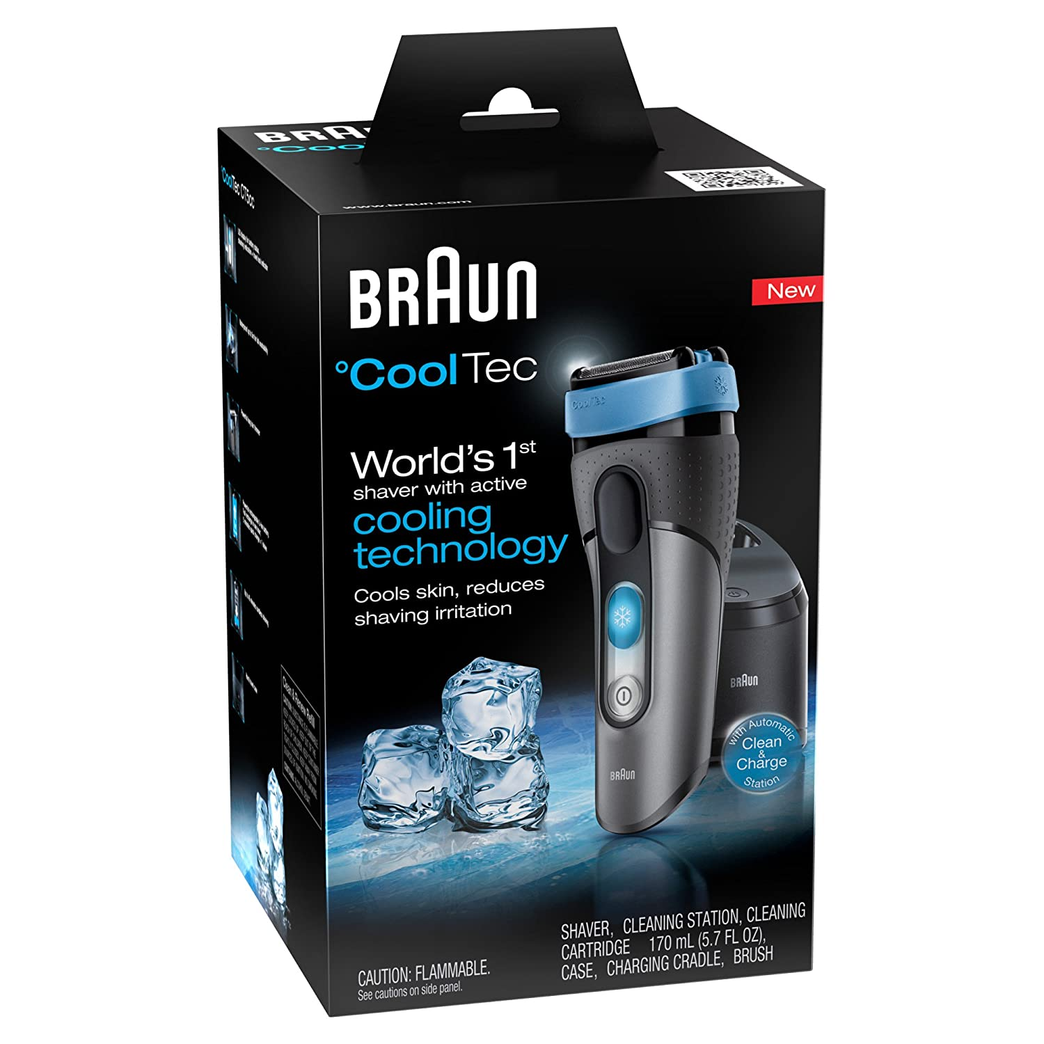 Braun Cool Tec Men's Shaving System 1 Kit