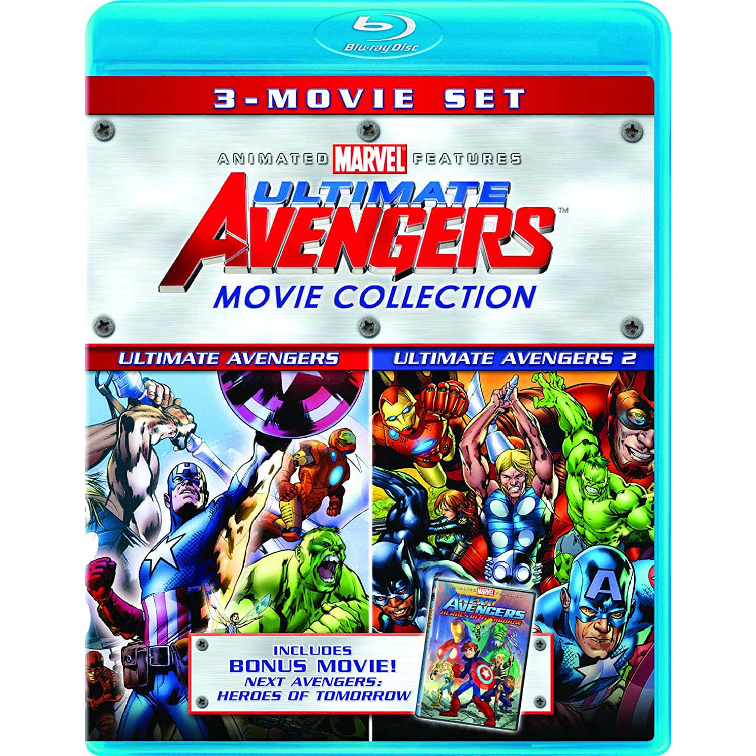 Ultimate Avengers 3 Pack