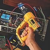 DEWALT D26960K Heavy Duty Heat Gun with LCD Display (Color: Yellow)