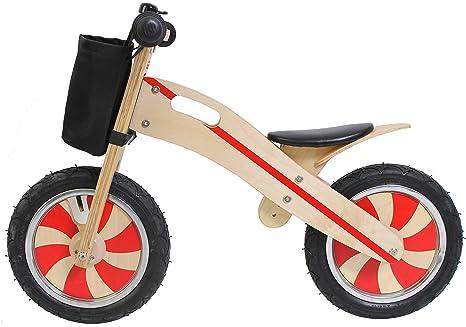 Eureka Acrobat Formation en Bois pour Vélo (Rouge)