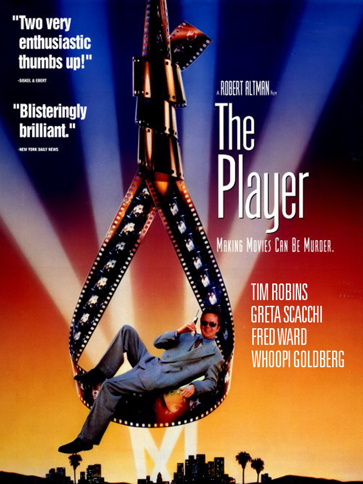 The Player on Amazon Prime Instant Video UK