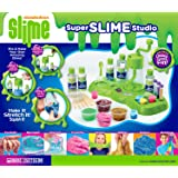 Cra-Z-Art Nickelodeon Ultimate Slime Making Lab Tabletop Mixer (32 Piece) (Color: Basic pack)