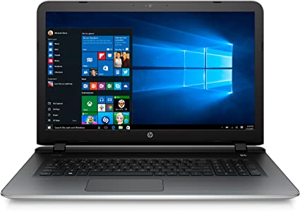 HP Pavilion 17-g157ng 17 Zoll Notebook