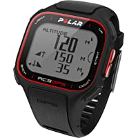 Polar RC3 GPS Heart Rate Monitor (Black)
