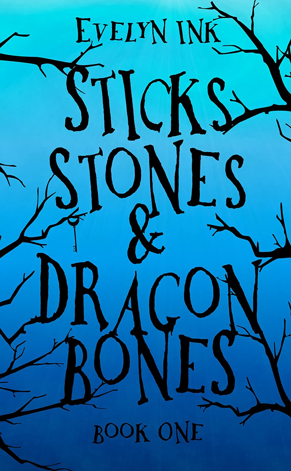 Sticks, Stones, and Dragon Bones (Dragon Bone Series Book 1) by Evelyn Ink