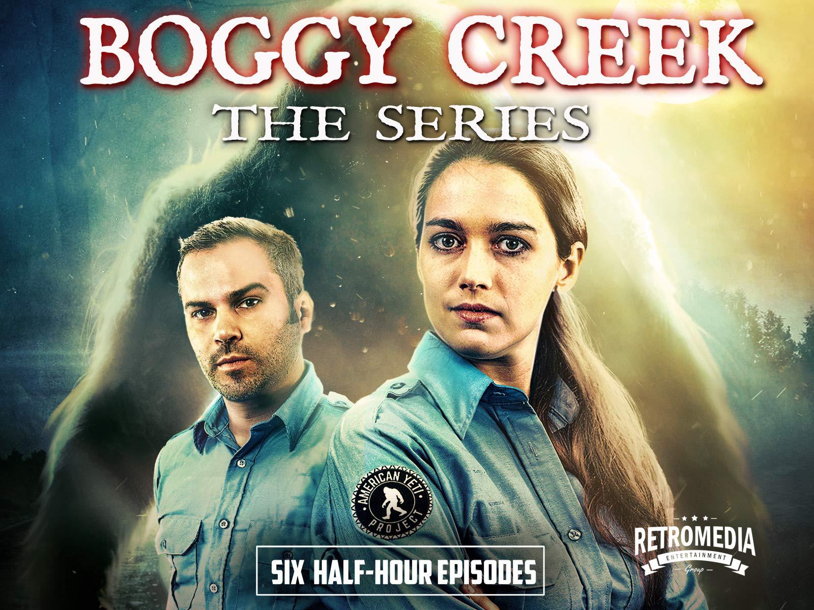 Boggy Creek - The Bigfoot Series - Season 1