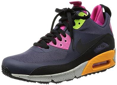 Nike Men\\u0026#39;s Air Max 90 Sneakerboot NS, GRIDIRON/