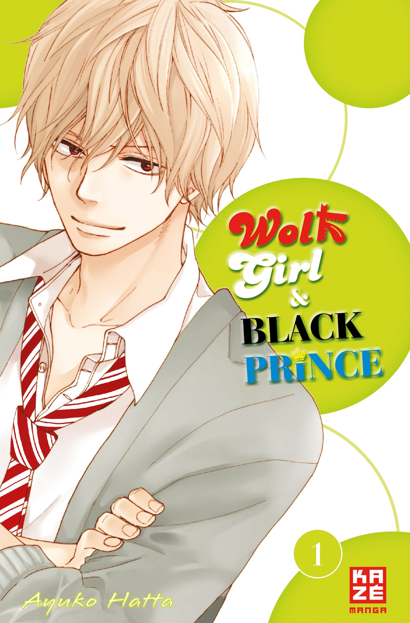 Wolf Girl & Black Prince, Band 1