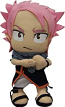 Great Eastern GE-6969 Animation Official Fairy Tail Anime Natsu Dragneel 8quot Plush