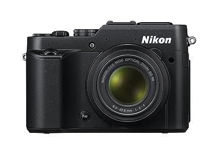 """Nikon Coolpix P7800 Appareil photo numérique compact 12,7 Mpix Écran LCD 3"""" Zoom optique 7X Noir"""
