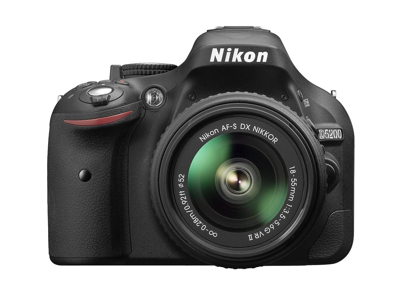 Nikon D5200 Kit AF-S 18-55 VRII