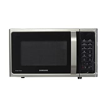 Image result for Samsung CE1041DSB2/TL/DP 28-Litre Convection Microwave with Slim Fry (Black)