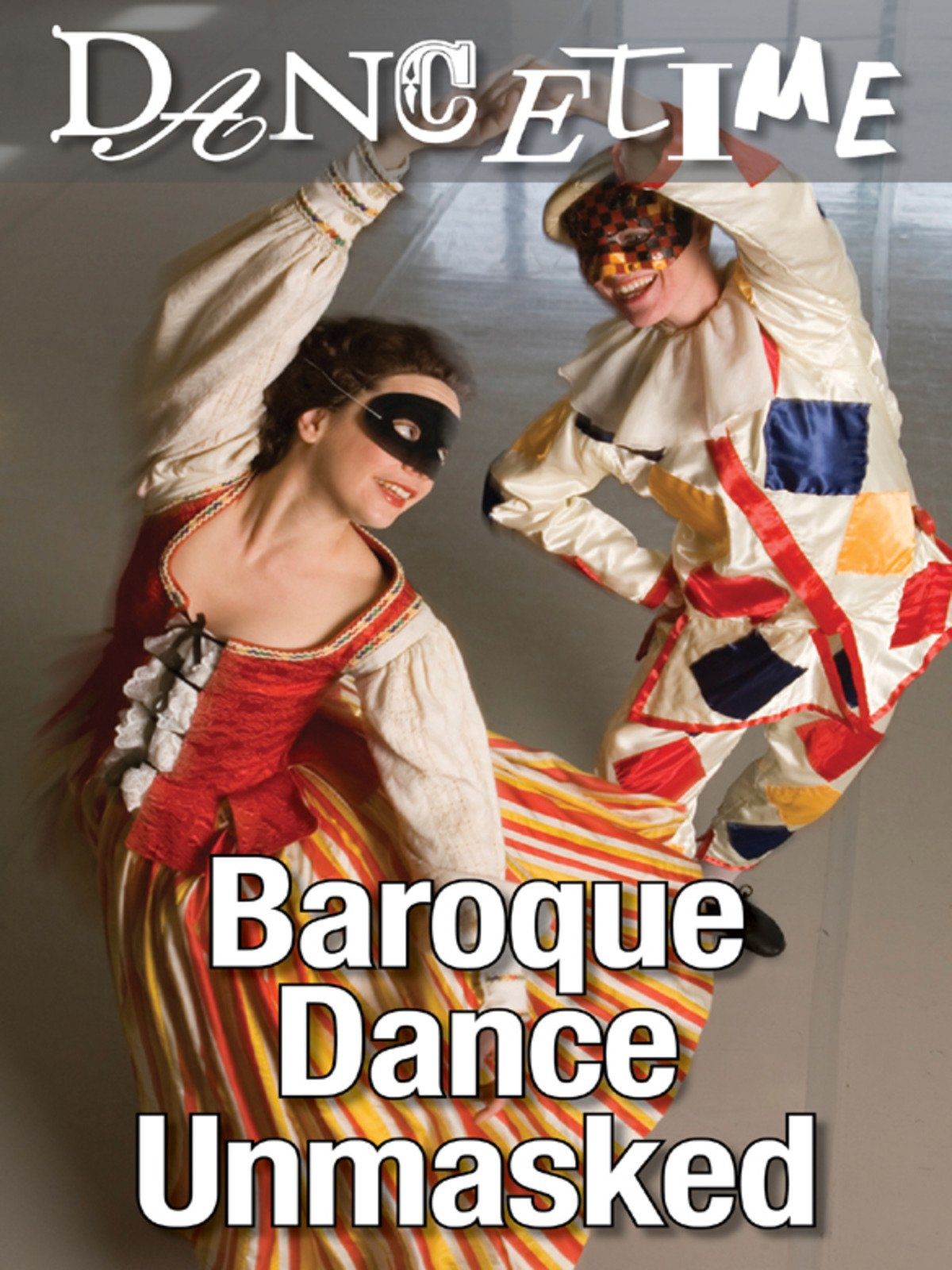 Baroque Dance Unmasked on Amazon Prime Instant Video UK