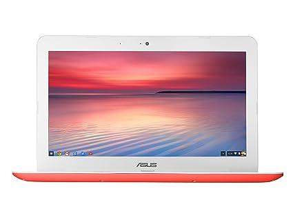 """Asus Chromebook C300MA-RO055 PC Portable 13,3"""" Rouge (Intel Celeron, 4 Go de RAM, SSD 32 Go, Chrome OS)"""