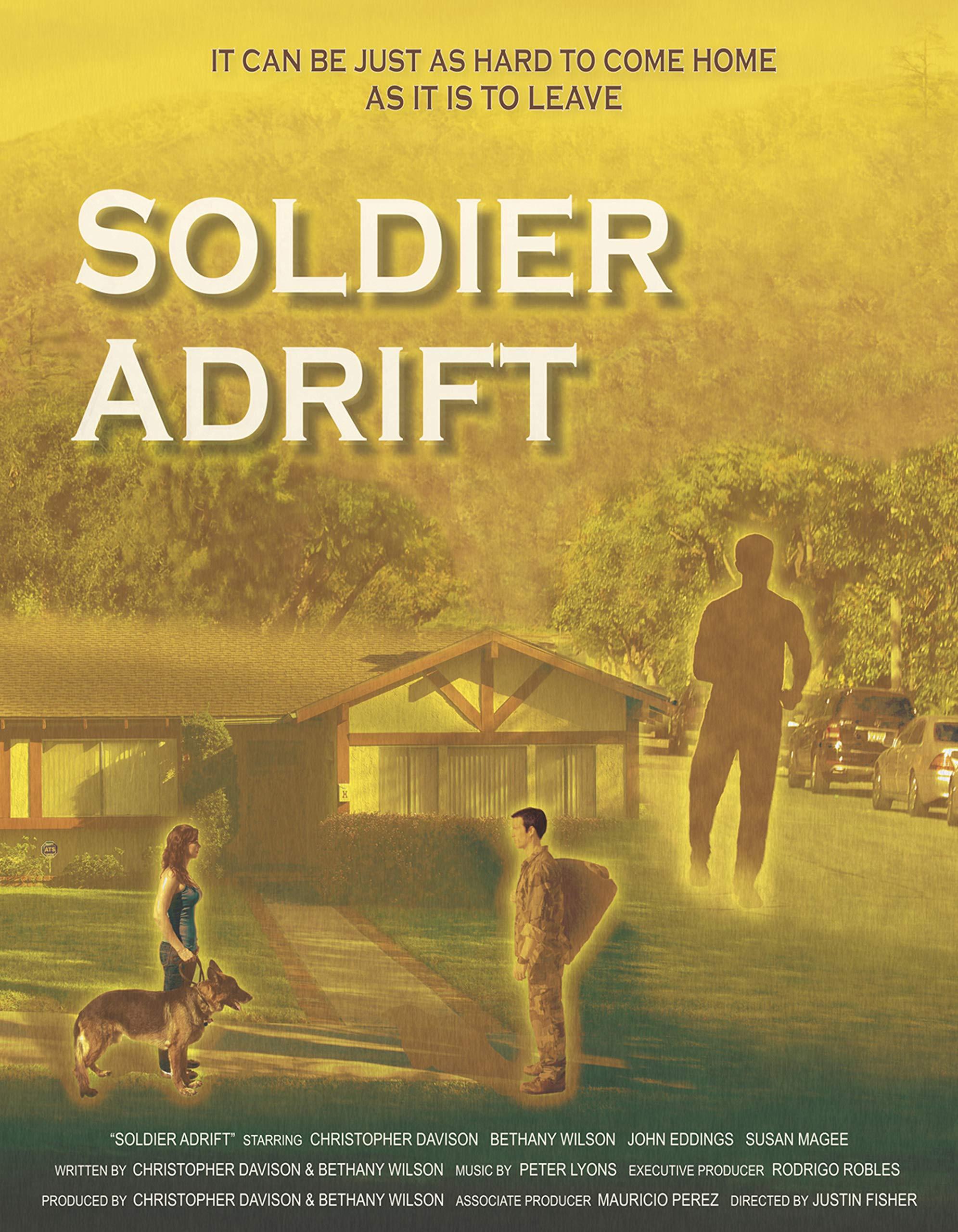 Soldier Adrift on Amazon Prime Video UK