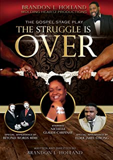 Book Cover: Struggle Is Over