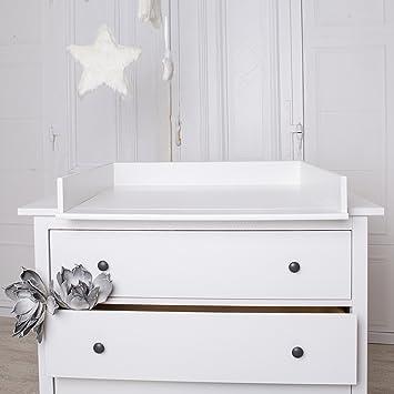 bords arrondis table langer blanche pour commode ikea hemnes holiday deals zvbhgfpok. Black Bedroom Furniture Sets. Home Design Ideas