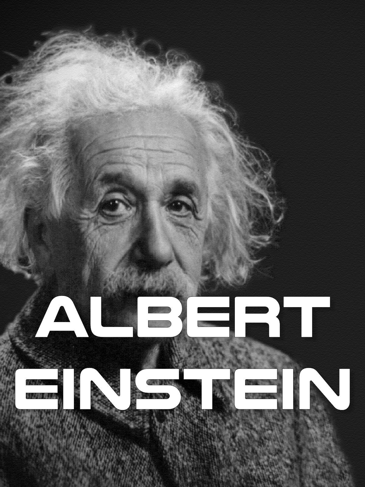 Albert Einstein on Amazon Prime Instant Video UK