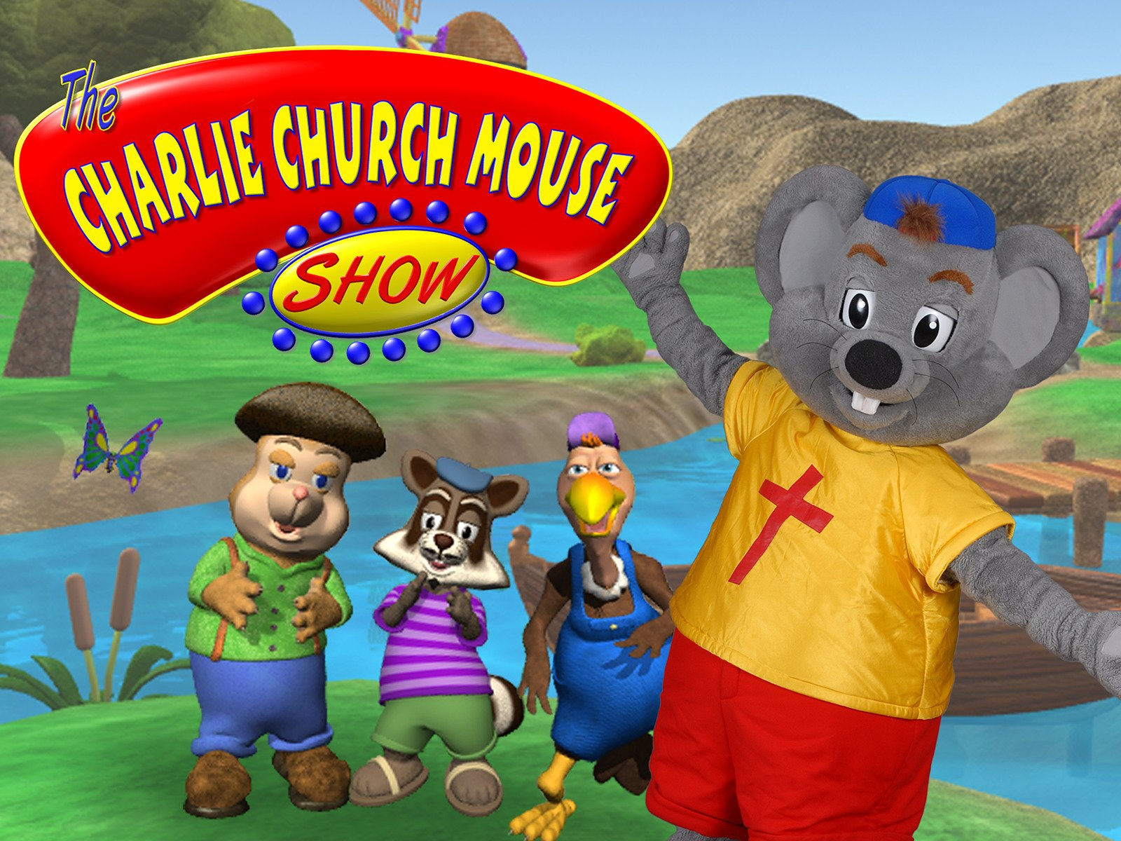The Charlie Church Mouse Show