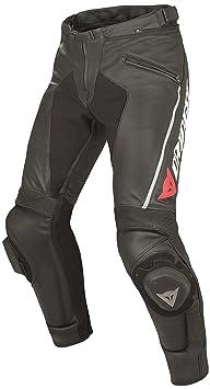 Pantalon cuir Dainese 1553684 Delta Pro C2  Homme Noir Taille : 56