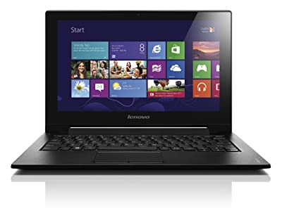 Lenovo IdeaPad S210 59387503 11.6-Inch Touchscreen Laptop