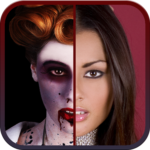 Zombie Photo Booth Free (Make Me A Zombie compare prices)
