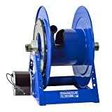 Coxreels 1185-2020-E 12V Electric DC Non-Explosion Proof Motor Rewind Hose Reel: 1 1/2
