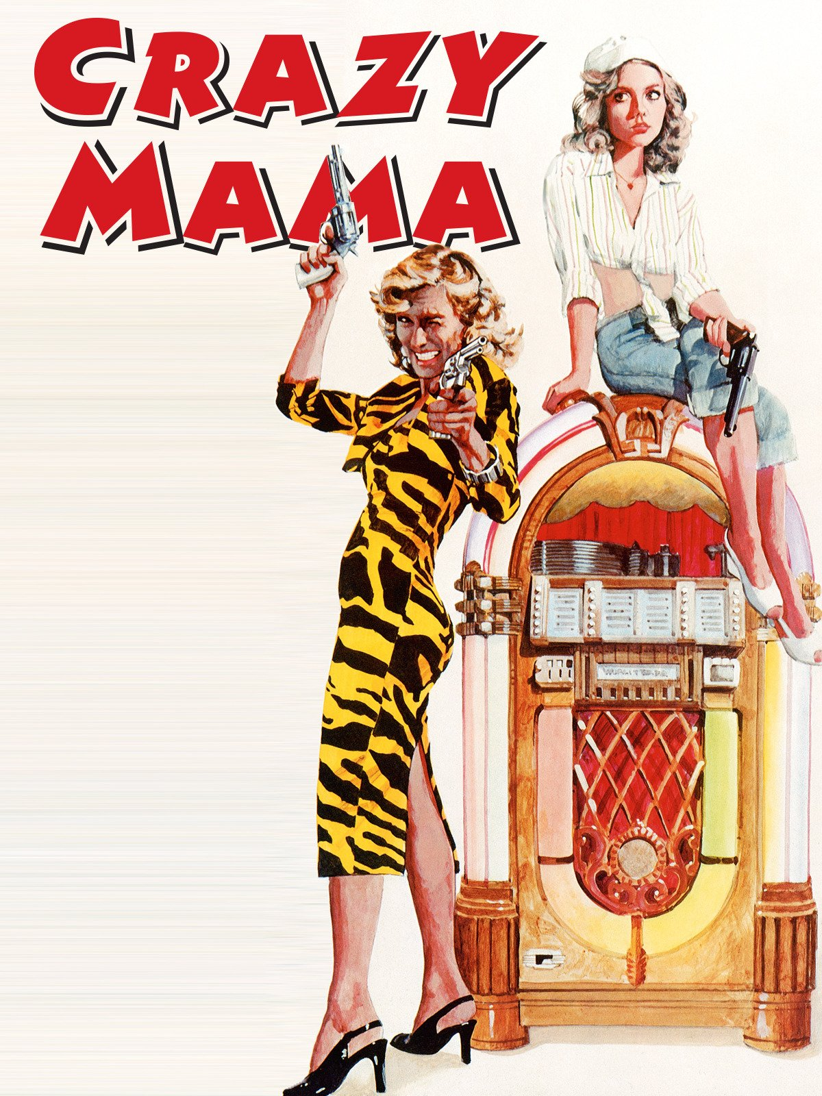 Crazy Mama on Amazon Prime Instant Video UK