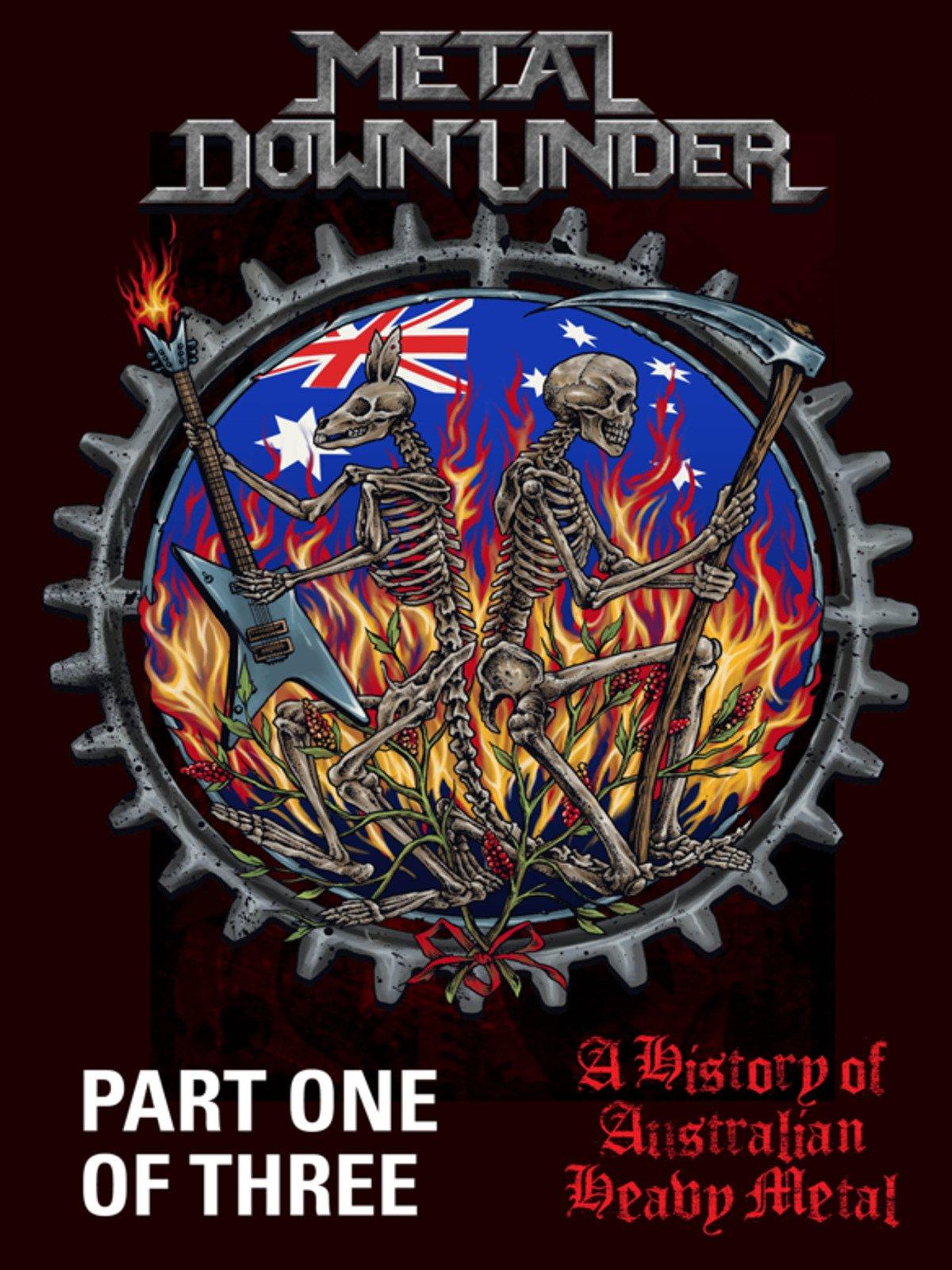 Metal Down Under (A History of Australian Heavy Metal), Part 1